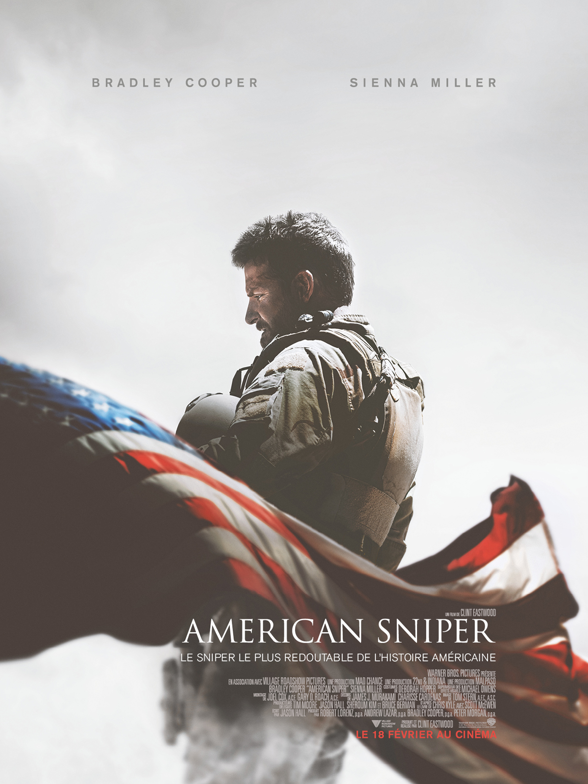 AMERICAN SNIPER en streaming