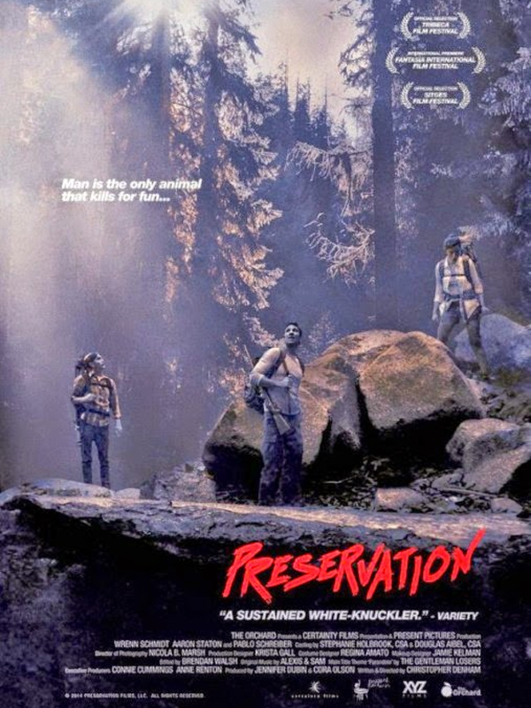 Regarder film Preservation streaming
