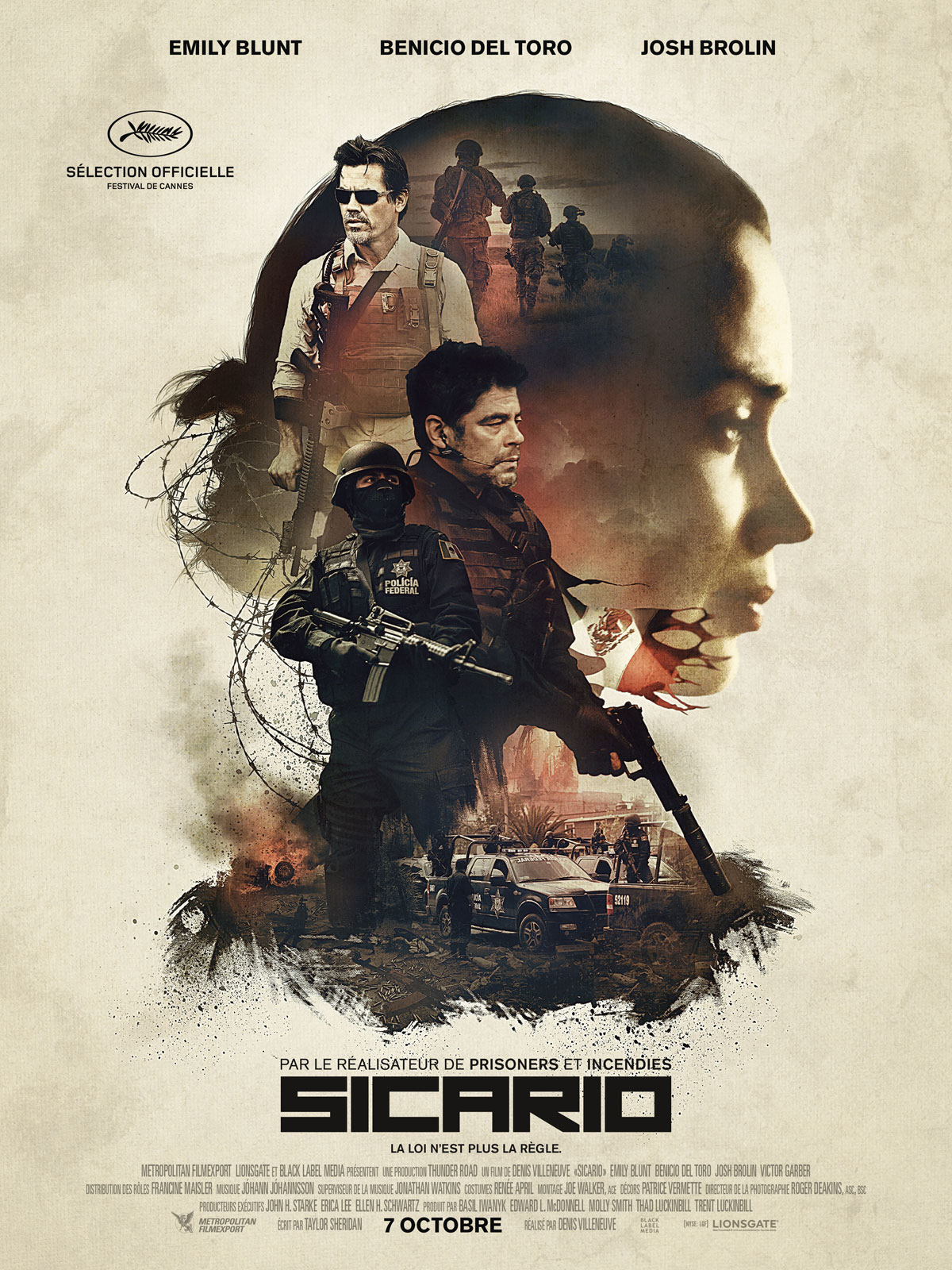 Sicario en streaming uptobox