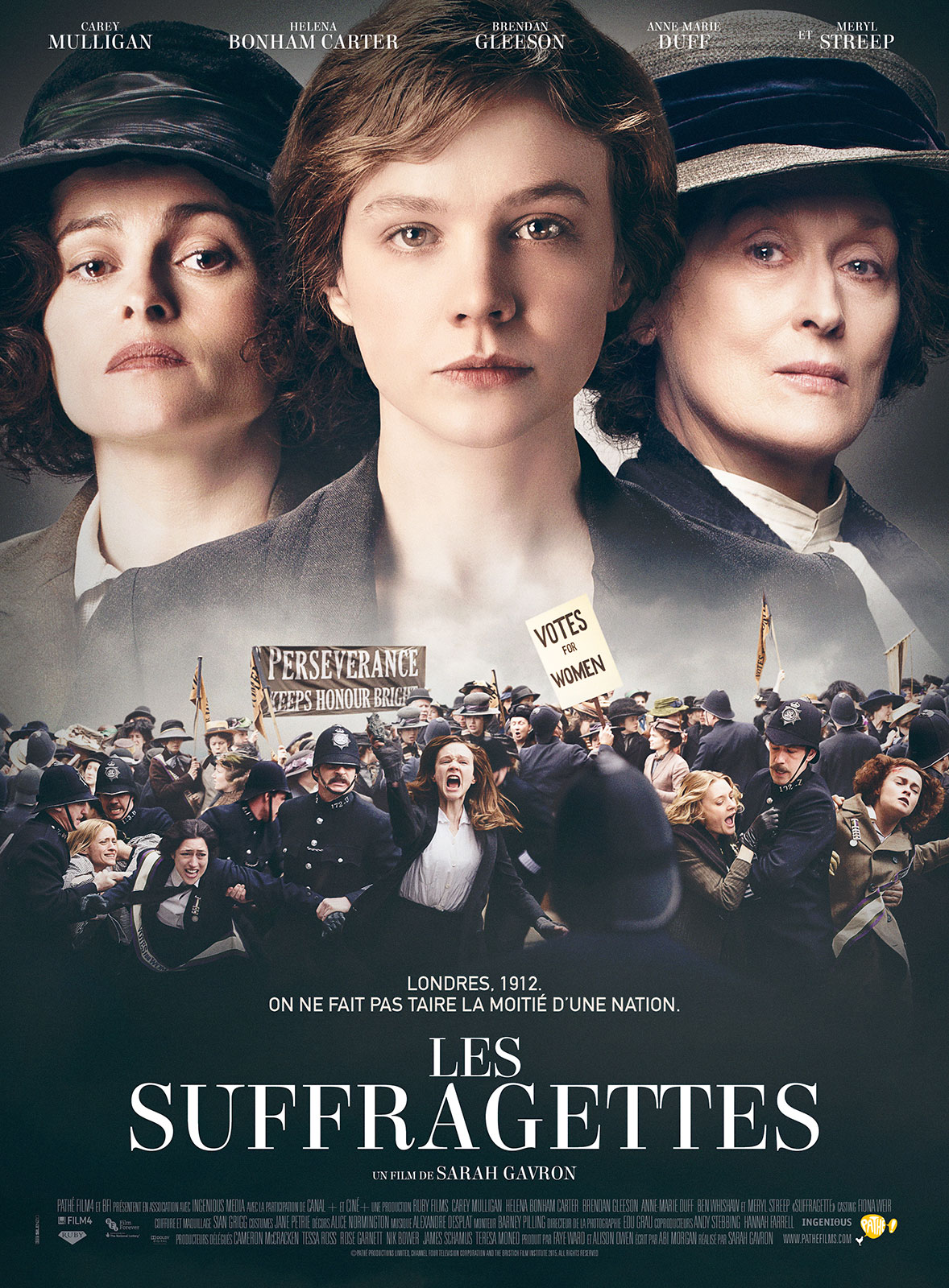 Regarder film Les Suffragettes streaming
