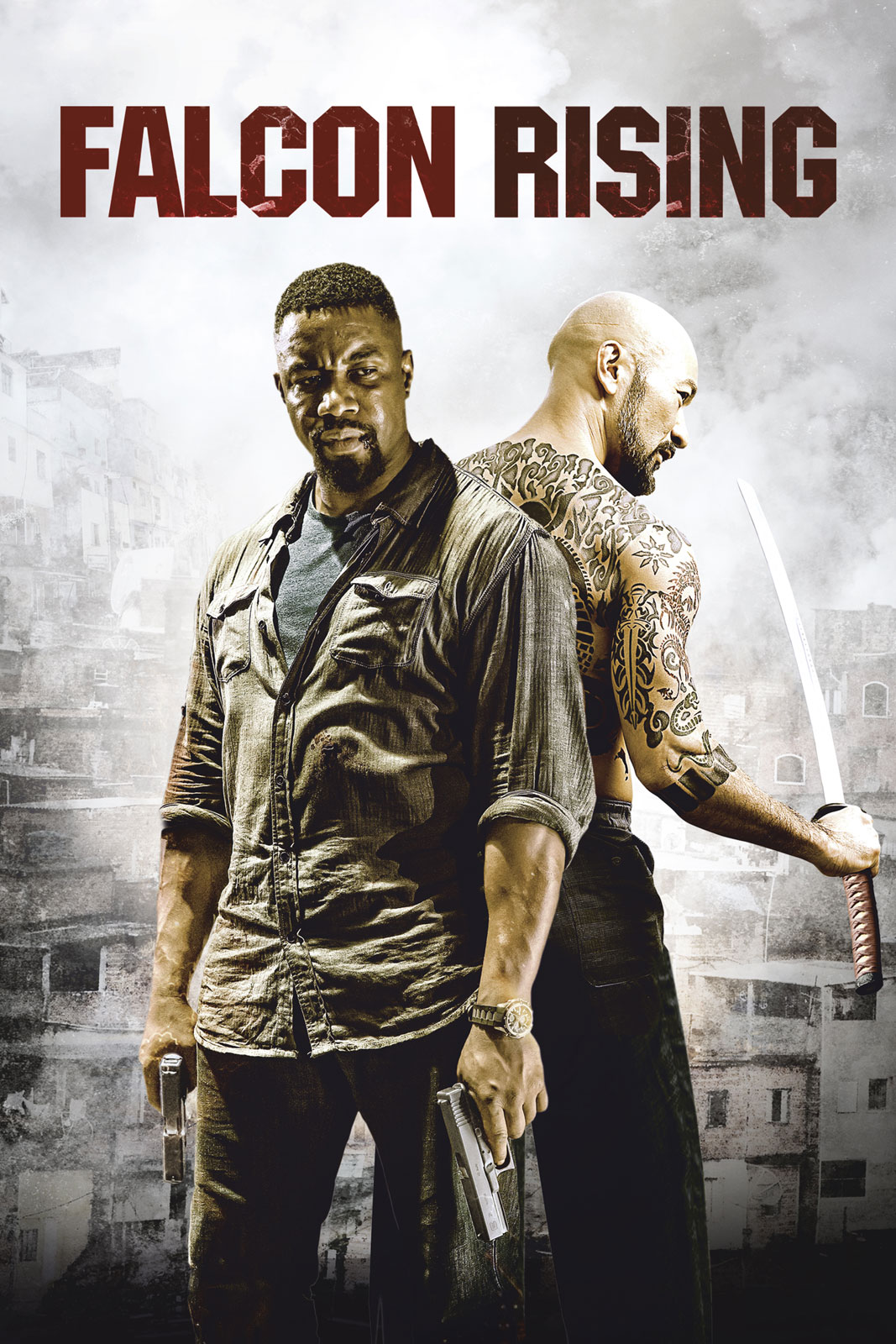 FALCON RISING en streaming uptobox