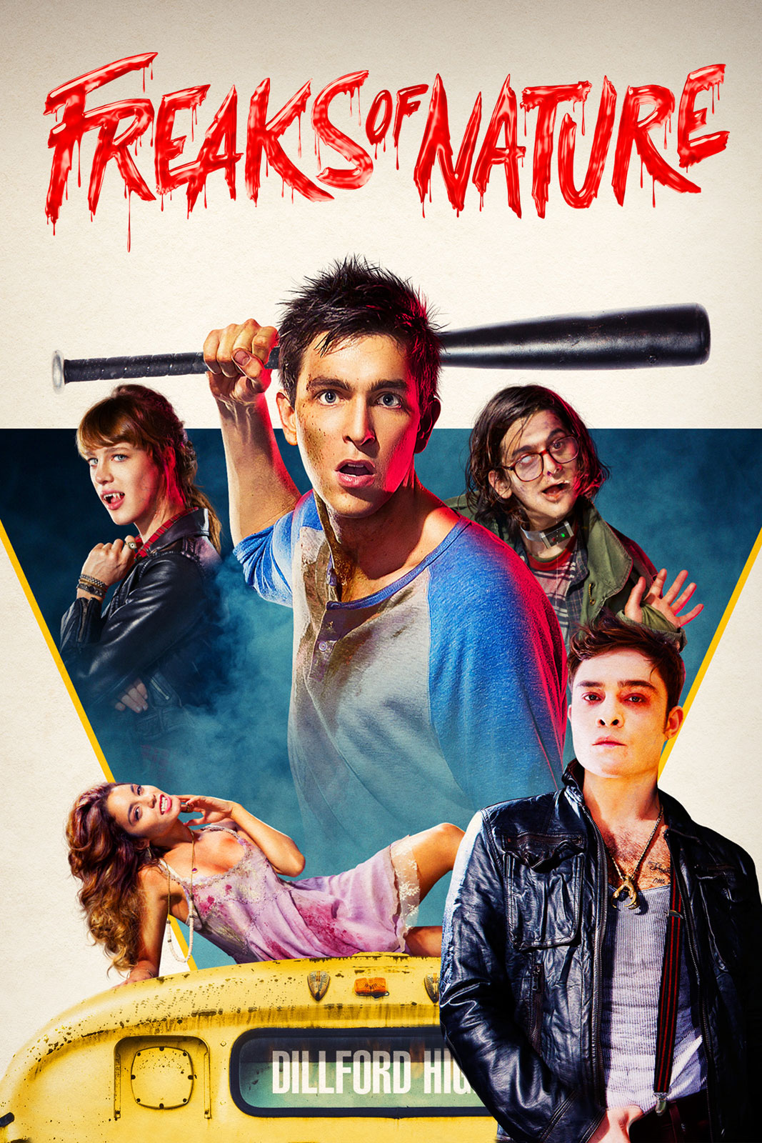 Freaks of Nature affiche