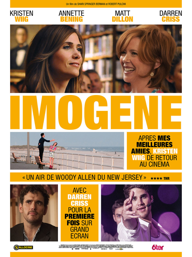 Regarder film Imogene streaming