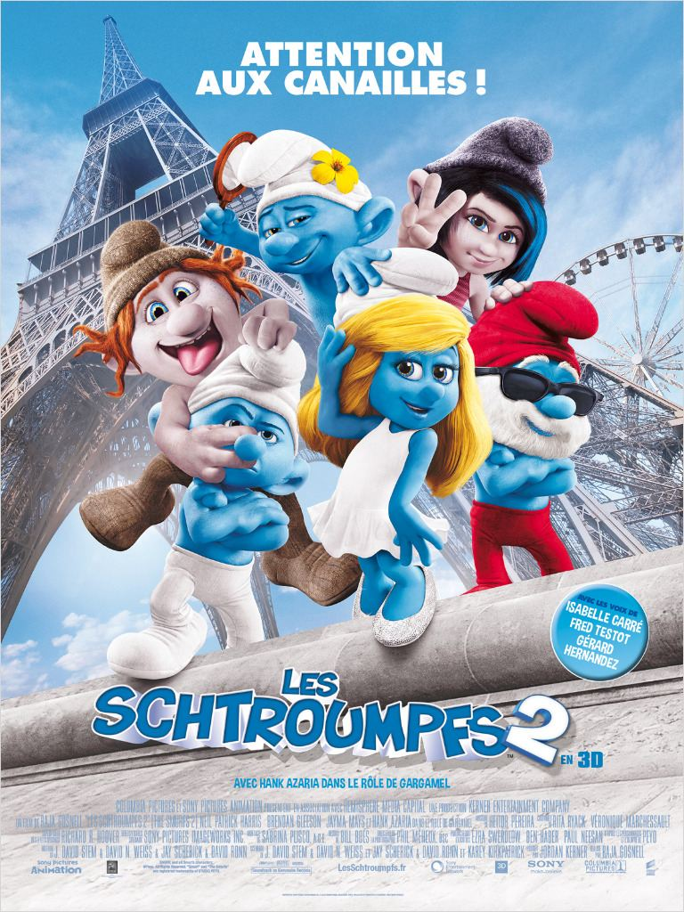 Les Schtroumpfs 2   | DVDSCR | TRUEFRENCH