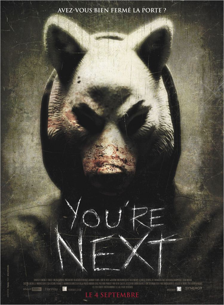 [Multi] You're Next 2011 FASTSUB VOSTFR CAM XViD
