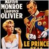 Le Prince et la danseuse : affiche Laurence Olivier, Marilyn Monroe