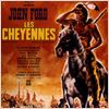 Les Cheyennes : affiche John Ford