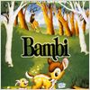 Bambi : affiche Walt Disney