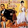 Sabrina : affiche Audrey Hepburn, Billy Wilder, Humphrey Bogart, William Holden