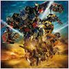 Transformers 2: la Revanche : affiche Megan Fox, Michael Bay, Shia LaBeouf