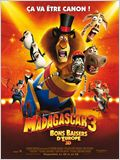 Madagascar 3, Bons Baisers D&#8217;Europe