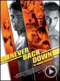 Photo : Never Back Down Bande-annonce VF