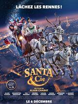 Bande-annonce Santa & Cie