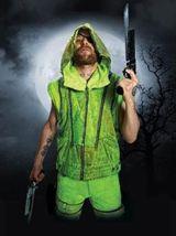 affiche Neon Joe, Werewolf Hunter