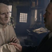 Les Animaux fantastiques : Les crimes de Grindelwald : Photo Brontis Jodorowsky, Dan Fogler