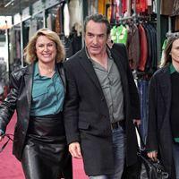 Photo Camille Cottin, Jean Dujardin, Valerie Vogt