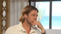 Jonah Hill, Brad Pitt Interview 3: Le Stratège