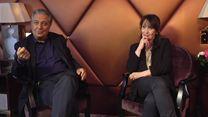 """Interview """"carrières croisées"""" Christian Clavier / Chantal Lauby"""