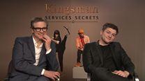 """Kingsman : """"Kick-Ass et My Fair Lady donnent naissance à un espion"""""""