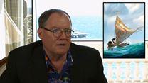 """John Lasseter présente """"Moana - La Princesse du bout du monde"""""""