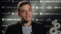 """Rami Malek : """"Mr. Robot est plus qu'un simple divertissement..."""""""