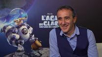 """""""L'Âge de Glace : les Lois de l'Univers"""" - Elie Semoun retrouve Sid"""