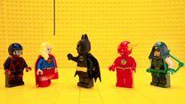 Lego Batman rencontre les super-héros de la CW