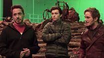 "Avengers: Infinity War Making Of ""Premiers jours de tournage"" VO"