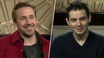 Ryan Gosling et Damien Chazelle parlent de leur prochain film ensemble, un biopic sur Neil Armstrong