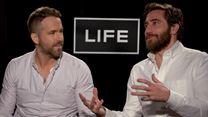 """Ryan Reynolds : """"Le scénario de Life nous offrait plein de possibilités"""""""