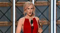 Nicole Kidman parle du problème de la violence conjugale aux Emmys Awards 2017