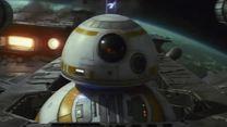 """Star Wars - Les Derniers Jedi - Spot TV """"Kick"""" VO"""