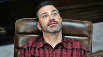 Jimmy Kimmel ne s'est toujours pas remis de la bourde sur La La Land aux Oscars 2017
