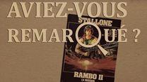 Aviez-vous remarqué ? Rambo 2