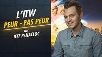 """Chair de poule 2 : l'interview """"Peur/Même pas peur"""" de Jeff Panacloc"""