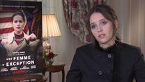 Une femme d'exception - interview Felicity Jones et Armie Hammer