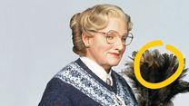 Faux Raccord N°255 - Les gaffes et erreurs de Madame Doubtfire