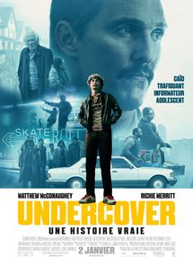 Undercover - Une histoire vraie Bande-annonce VO