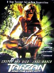 Tarzan et la cité perdue streaming