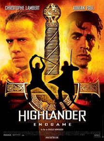 Highlander: Endgame streaming