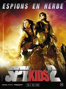 Spy kids 2 - espions en herbe en streaming