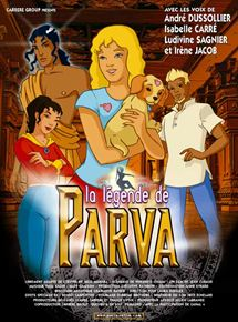 La Légende de Parva streaming