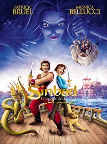 Sinbad – la légende des sept mers streaming