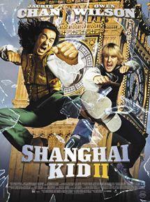 Shanghaï kid II streaming