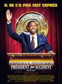 Président par accident streaming
