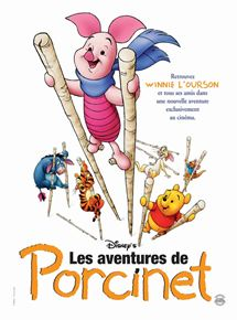 Les Aventures de Porcinet streaming
