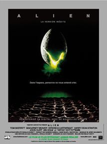 Alien, le huitième passager streaming