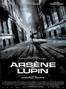 Arsène Lupin streaming