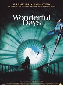Wonderful days streaming
