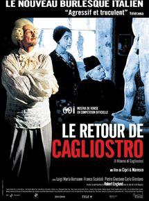 Le Retour de Cagliostro en streaming